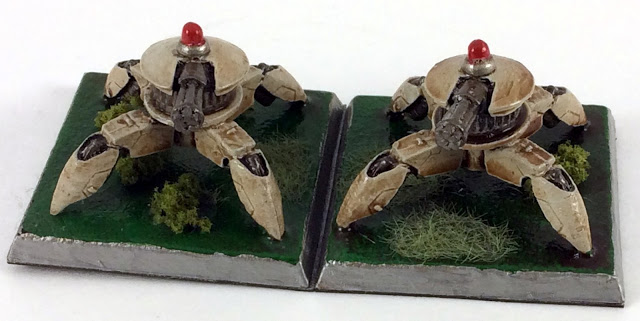 Read more about the article Showcase: CSD Mk1 Drone by RAFM Miniatures