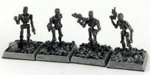 Read more about the article Showcase: Cyber-Reavers by Reaper Miniatures
