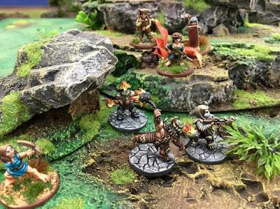 Ganesha Games Axe and Brimstone
