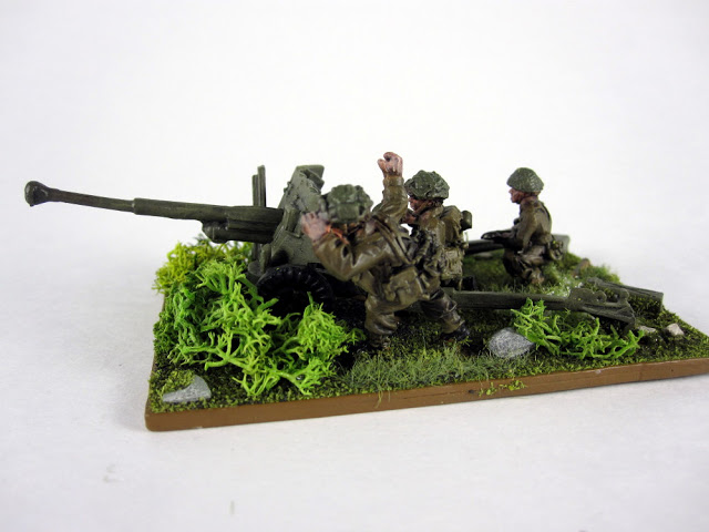 You are currently viewing Showcase: British 6 Pounder Anti-Tank Gun for Bolt Action