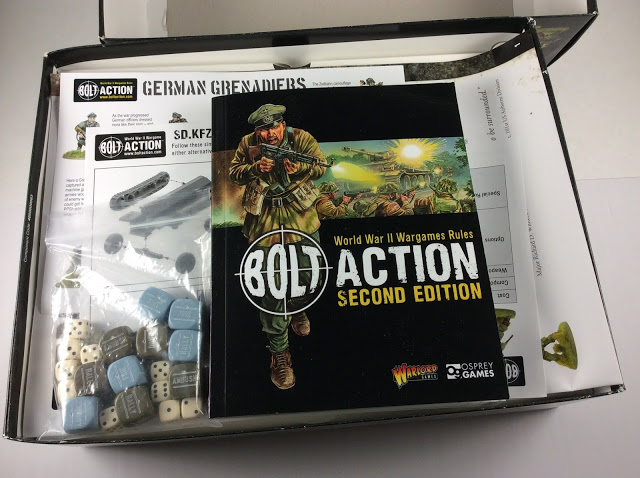Read more about the article Unboxing: Band of Brothers (Bolt Action 2 Starter Set)
