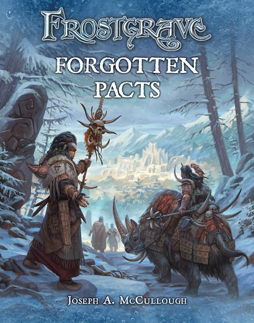 Read more about the article Frostgrave Round Up – October 3, 2016