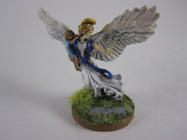 Read more about the article Showcase: Reaper Angel of Protection