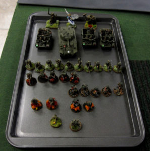 Read more about the article Bolt Action Tournament Battle Report – British vs Germans (2nd Edition) – 1000 Points