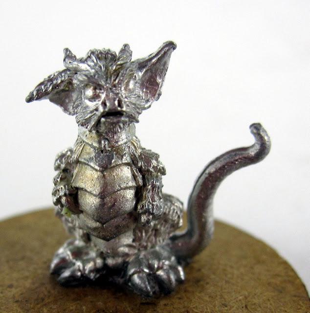 An Pet Alien Miniature by Reaper Miniatures