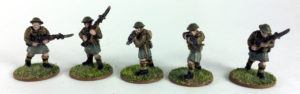 Read more about the article Review: Highland Infantry Rifles by Pulp Figures (Alternative Figures for Bolt Action)