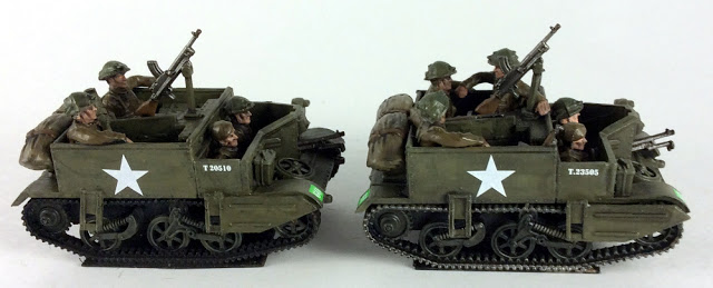 Universal Carrier in Bolt Action