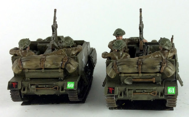 Bolt Action British Carriers