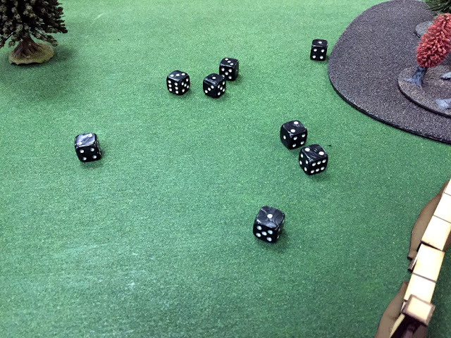 Read more about the article Bolt Action Tournament Battle Report – British vs Americans (2nd Edition) – 1000 Points