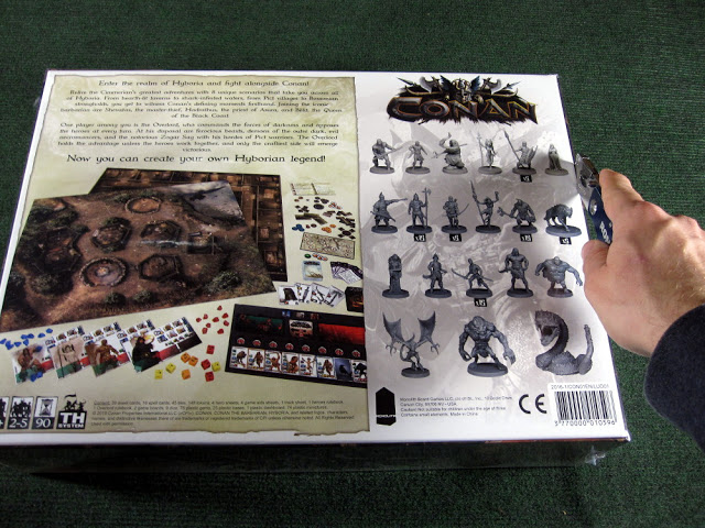 Read more about the article Unboxing Conan by Monolith