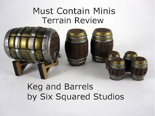 Wargaming Terrain by Six Squared Studios