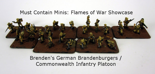Read more about the article Flames of War Showcase: Brenden's Brandenburgers