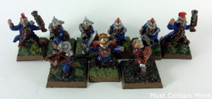 Read more about the article Hotlead Frostgrave Warbands – Part 1