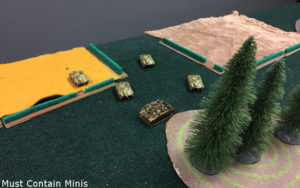 Read more about the article Flames of War Tournament: Battle Report 1  [February 2017]