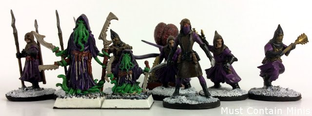 Read more about the article Hotlead Frostgrave Warbands – Part 2