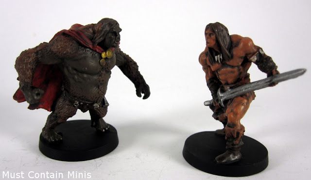 Read more about the article Combining Conan with Frostgrave: Painting Up Conan The Boardgame (by Monolith)