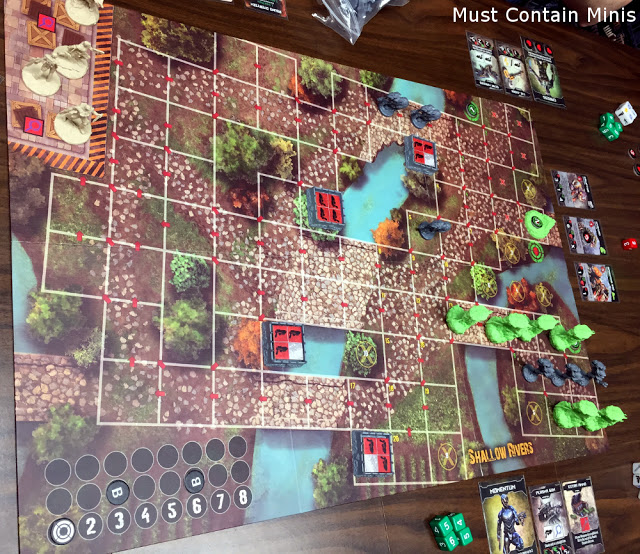 Project Elite Game Board