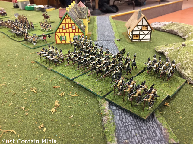Might of Arms Pike and Shot army