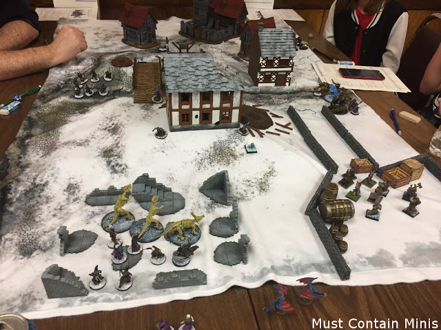 5 player Frostgrave Table