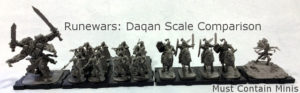 Read more about the article Runewars Miniatures Game Scale Comparison (Part 2)