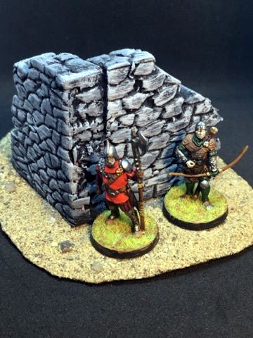 Read more about the article Showcase: Ullr's Table Paints Conan