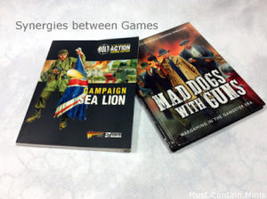 Read more about the article Synergies between Mad Dogs with Guns and Bolt Action: Sea Lion