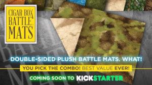 Read more about the article Cigar Box Battle Kickstarter