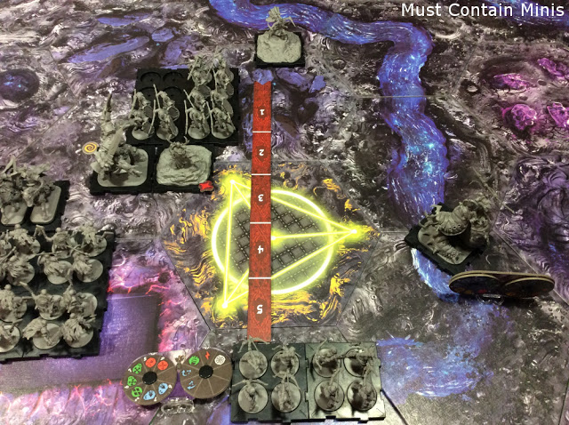 Runewars the Miniatures Game Battle Report