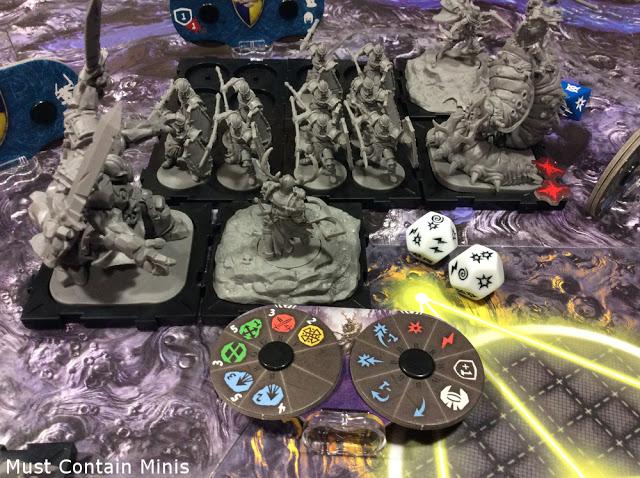Ardus is a Melee Monster in Runewars