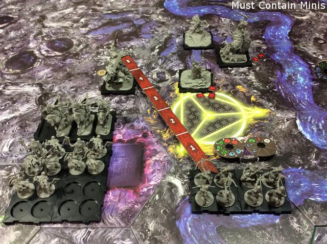 Archers attack in Runewars
