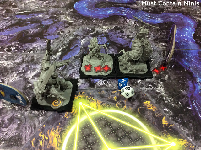 Carrion Lancer Kills Kari