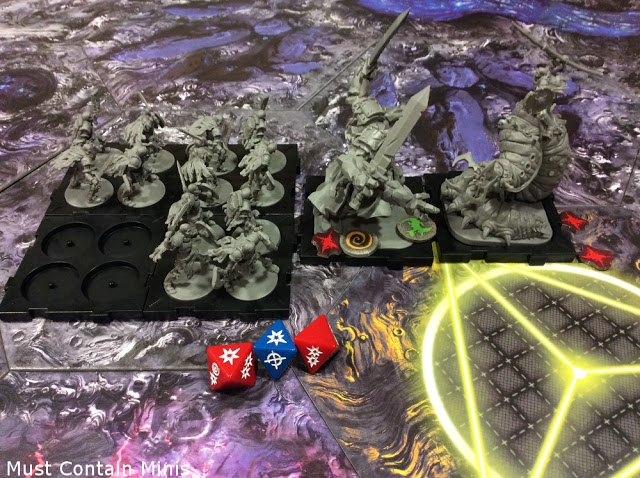 Runewars Battle Report