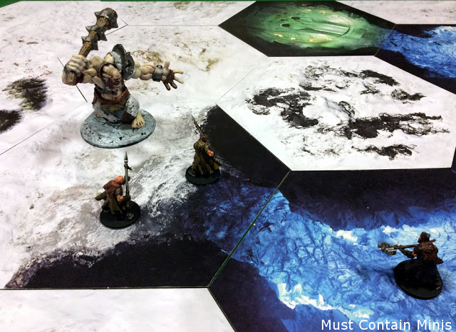 Dungeons and Dragons Tabletop Setups - Terrain