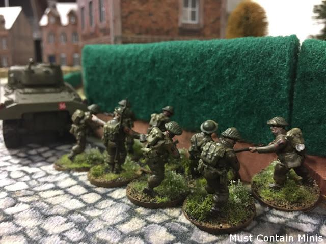 British Bolt Action Soldiers