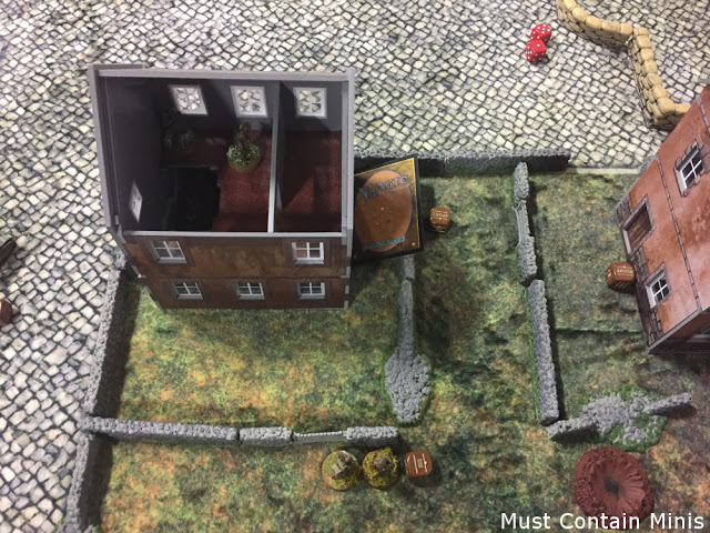 House rules for Stealth in Bolt Action