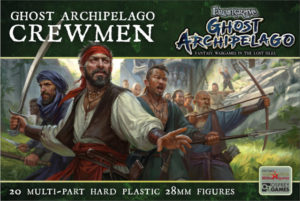 Read more about the article Frostgrave: Ghost Archipelago Nickstarter – The Crews