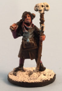 Read more about the article Frostgrave: The Wizard vs The Warden