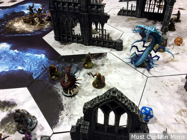 Frostgrave Into the Breeding Pits AAR