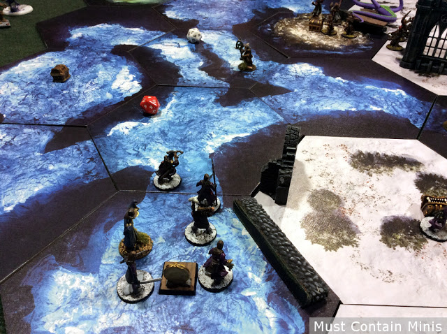 Frostgrave Cultists Battle Report