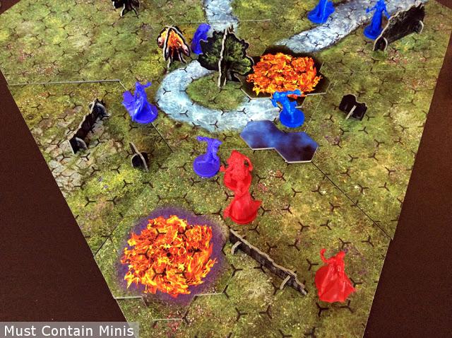 Incantris Review - Board Game