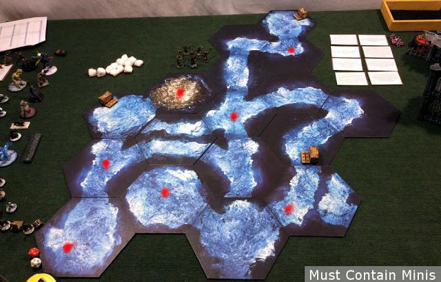 Frostgrave Battle Report - The Breeding Pit