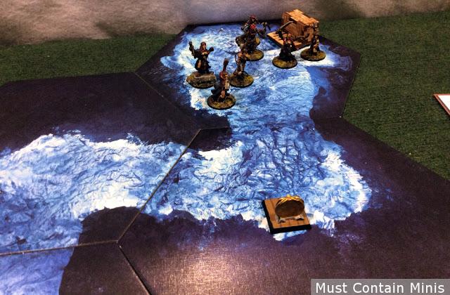 Sigilist Warband in Play - Frostgrave AAR