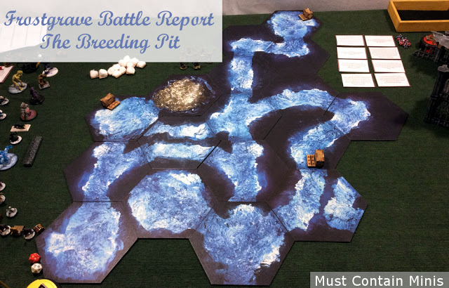 Read more about the article Frostgrave AAR: The Breeding Pit (Into the Breeding Pits)