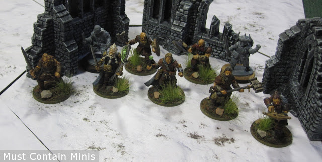 Frostgrave Illusionist Warband
