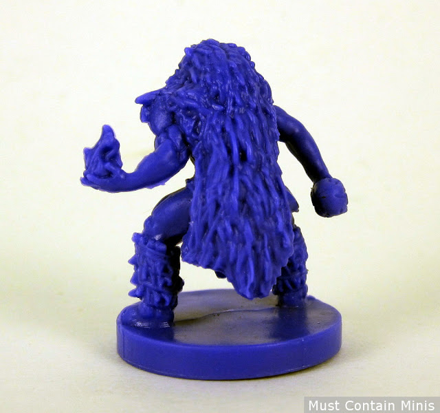 Shaman Miniature from Incantris board game
