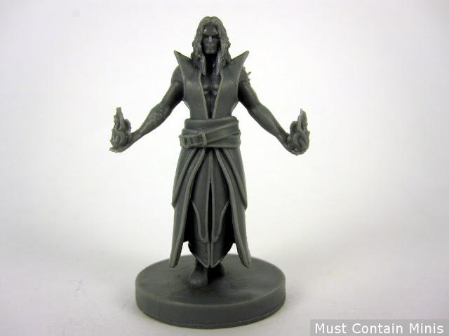 Sorcerer Miniature