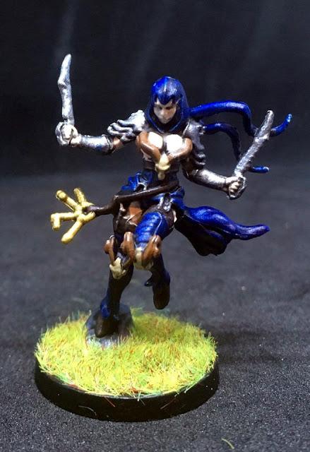 Hero Miniature - Sword & Sorcery Board Game