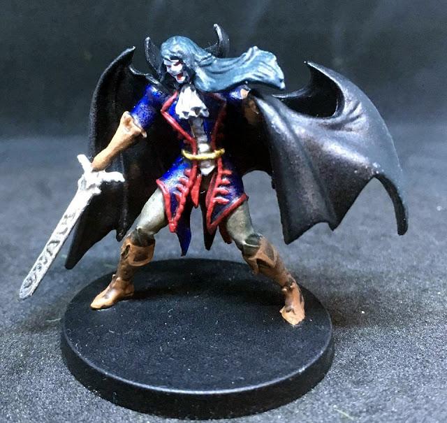 Vampire Count Miniature Sword & Sorcery