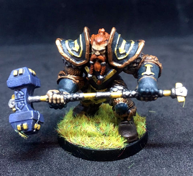 Miniatures - Sword & Sorcery Board Game Dwarf