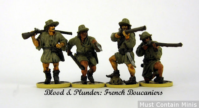 Read more about the article Blood & Plunder Boucaniers Showcase